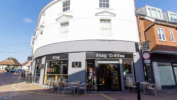 stag coffee